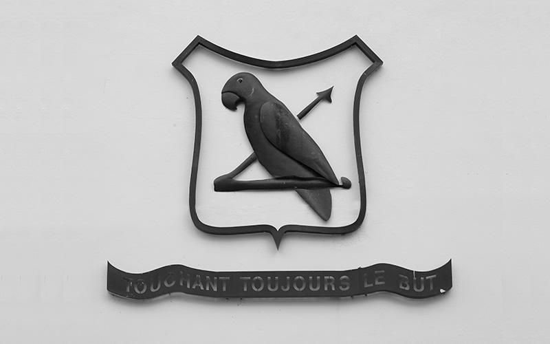 The Parrot Emblem