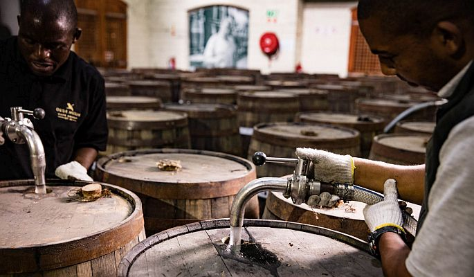 Oude_Molen_Cape_Brandy_Maturation